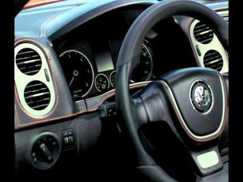 volkswagen tiguan 2006. 2006 volkswagen tiguan concept - interior