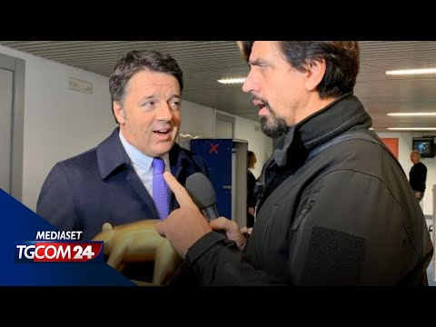 """Striscia la Notizia"", Tapiro d'oro a Matteo Renzi"
