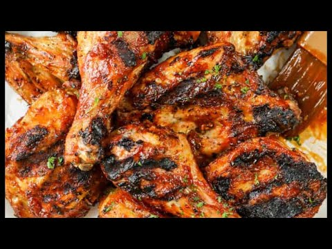 How To Grill Drumsticks And Thighs George Foreman Grill
