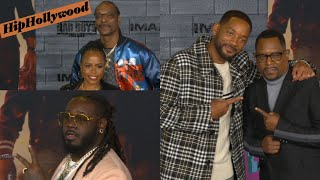 Snoop Dogg, T-Pain, Queen Latifah And More Stars Turn Out At 'Bad Boys For Life' LA Premiere