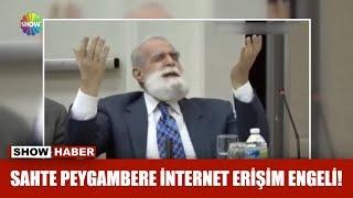 Sahte peygamberin internet sitelerine erişim engeli!