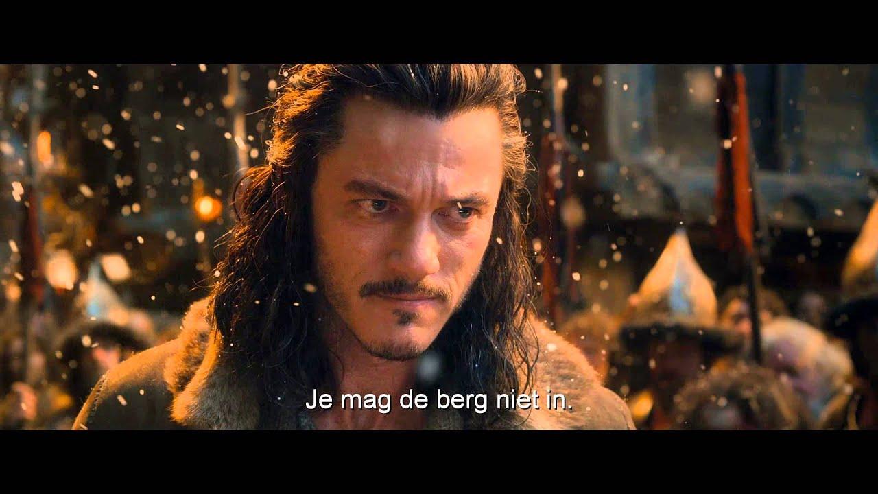 The Hobbit: The Desolation of Smaug trailer 2 - Nederlands ondertiteld