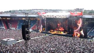 AC/DC Anything Goes Live @Hampden Park Glasgow June 30th 2009
