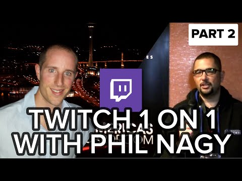 What's New at America's Cardroom with CEO Phil Nagy [2/3] - 동영상