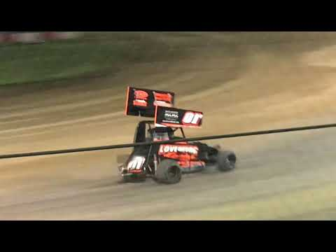 Delta Speedway Jr Sprint Main 6/14/19 Ty
