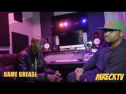Dame Grease: The Jay Z Beef Got Started In The Streets With Meeno (MReckTv Exclusive)