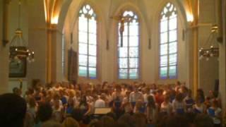 Vrijeschool De IJssel koor - mamma mia