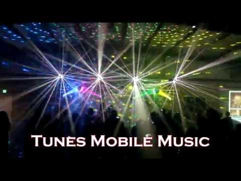 Tunes Mobile Music Light Demo