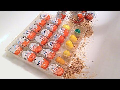 Киндеры, которым 15 ЛЕТ Супер редкие игрушки из набора 2000 года Kinder Surprise Eggs