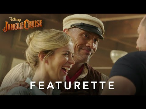 Big Adventure Featurette   Disney's Jungle Cruise   Experience It On July 30