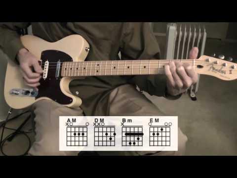 Rebel Rebel Guitar Lesson