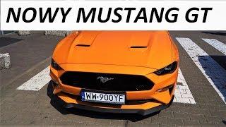 2018 Ford Mustang GT 5.0 V8 - Jazda Próbna TEST PL