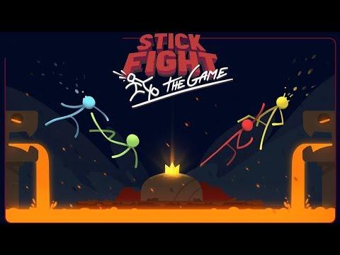قتال الأعواد | الفزعه وصلت!! Stick Fight