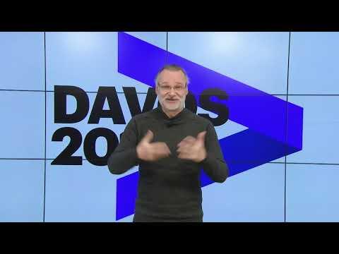 WEF 18   Accenture: Davos Debrief—Pierre Nanterme