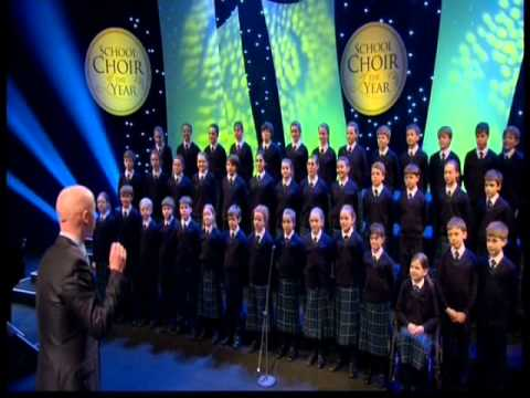 Junior School Choir 2012 Semi Final Prt1 AJ