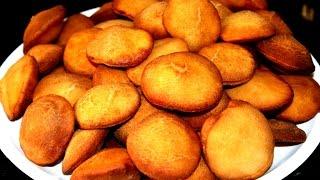 Fried Egg Maida Biscuits Recipe (ఎగ మద బసకటస)