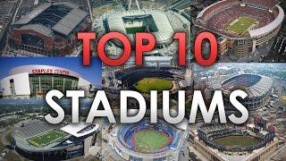 Minecraft - TOP 10 BEST Stadiums! (06/11/2016) [Official]