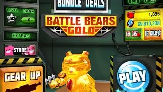 Ba Bears Gold Free Account Everything Unlocked Gas Cans