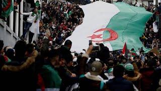 Massenproteste gegen algerischen Präsidenten Bouteflika