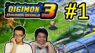 AKKHH KANGEN!! - Digimon World 3 (1)