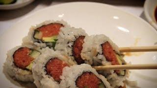 видео  всё для суши