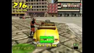 Crazy Taxi PC 10 Crazy minutes Awesome
