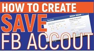 Wie Erstellen, Speichern, FB-Konto - Af Somali