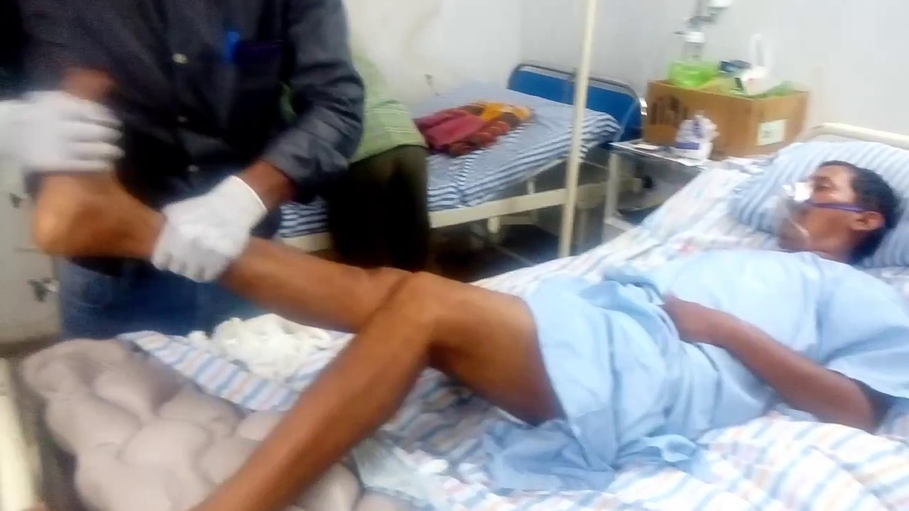 Image result for indian paralysis patient