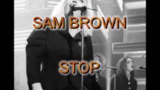 sam brown- STOP - karaoke