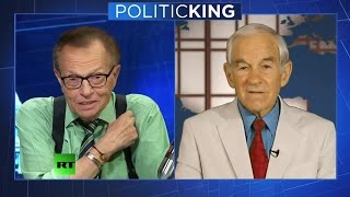 Ron Paul speaks his mind on TPP, foreign policy, and his son's chances for the Republican nomination