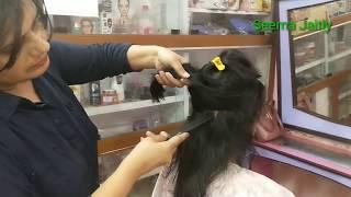 New 2019 рдХрд╛ best Hair Cut/рдЫреЛрдЯреЗ рдФрд░ рдХрдо рдмрд╛рд▓реЛрдВ рдореЗрдВ рд▓реЗрдЯреЗрд╕реНрдЯ рд╣реЗрдЕрд░ рдХрдЯрд┐рдВрдЧ рдХрд░реЗ/рдХрдо рдмрд╛рд▓реЛрдВ рдореЗ рдорд▓реНрдЯреАрд╕реНрдЯреЗрдк рдХрдЯрд┐рдВрдЧ