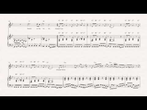 Violin  - Smoke on the Water - Deep Purple Sheet Music, Chords, & Vocals