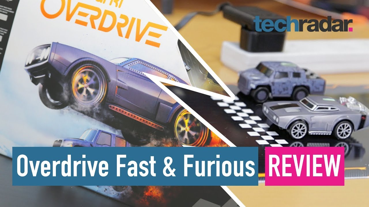 anki overdrive fast furious edition review youtube. Black Bedroom Furniture Sets. Home Design Ideas