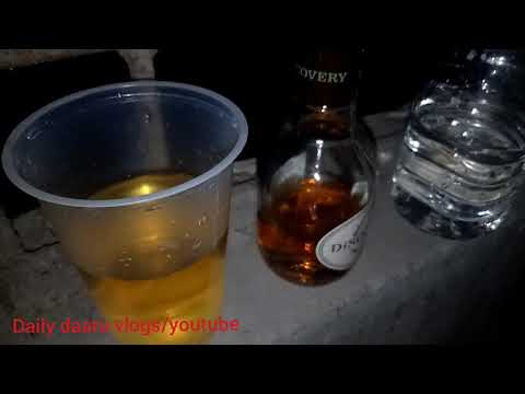 Discovery whisky again review , I was in himalyas , watch ti