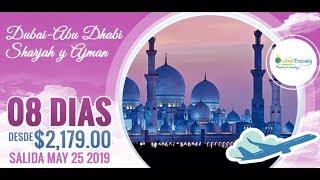 Un Tour Maravilloso a Dubai - Queen Travels & Services   Promo