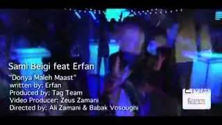 Sami Beigi Ft Erfan - Donya Male Mast ( DJ PRESTO Remix )