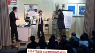 GRAZIE AL CIELO SEI QUI - Luca Telese