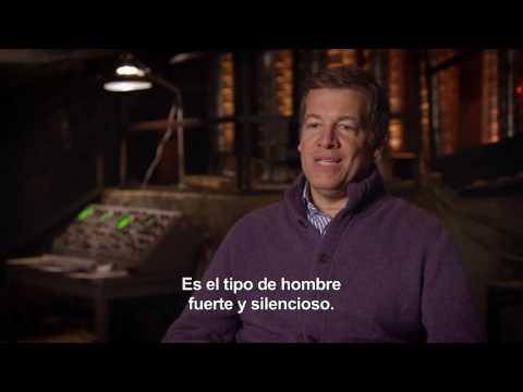 Operación U N C L E    Entrevista a Lionel Wigram   HD