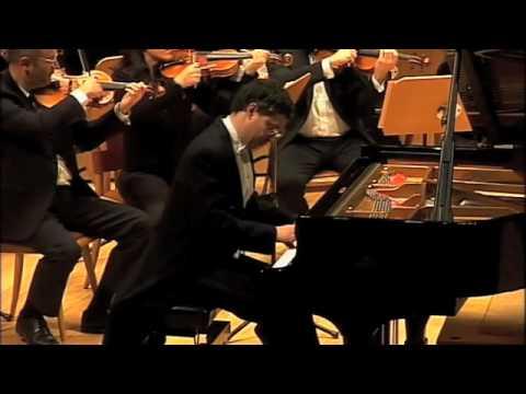 Beethoven. Concierto nº5 Emperador.3 de 4.II mov Adagio. Leonel Morales
