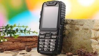 Брутальный кнопочный телефон из Китая Guophone A6
