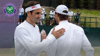 Roger Federer and Rafa Nadal Wimbledon 2019 semi-final match preview