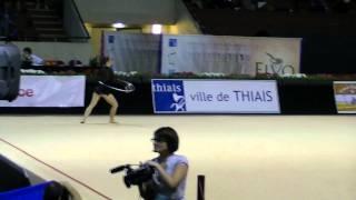 SALINIER CAMILLE DN1 PARIS CENTRE CH FRANCE THIAIS 2011