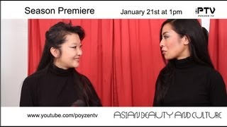 Asian Beauty and Culture - Season Premiere with Jeannette Josue  ( Show #101 )