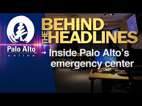 Behind the Headlines - Inside Palo Alto's Emergency Center
