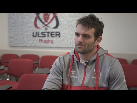 Jared Payne on injury and new role at Ulster