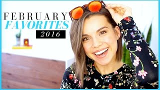 February Favorites 2016! ◈ Ingrid Nilsen