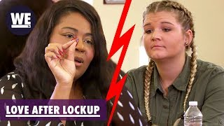'Sarah Confronts Megan!' 🤬Sneak Peek | Love After Lockup