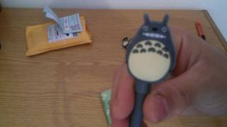 mini haul: totoro memopad/sticky notes and pen from aliexpress | silent unboxing