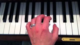 Sailing in the Sun (Faber) - Piano Tutorial - Christopher Brent