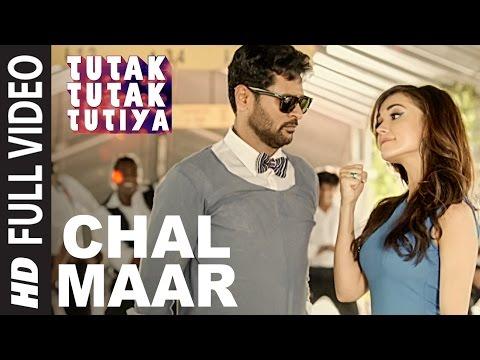 CHAL MAAR Full VideoSong | Tutak Tutak Tutiya |Sajid-Wajid | Prabhudeva | Sonu Sood | Tamannaah